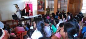 Pueblo yánesha participa en Premio Anaconda