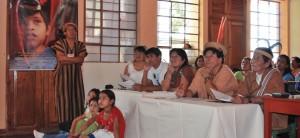 Cine indígena en Ñagazú