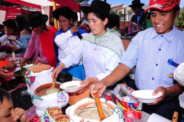 Cultura Alimentaria de los Pueblos Indígenas