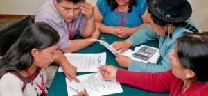 La identificación indígena en los censos