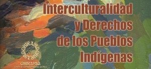 Interculturalidad y Derechos de los Pueblos Indgenas