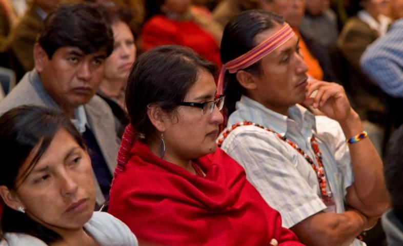 Organizaciones filantrópicas apuestan por indígenas de América Latina