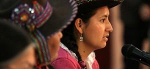 Mujeres indígenas rompen el silencio frente a la violencia