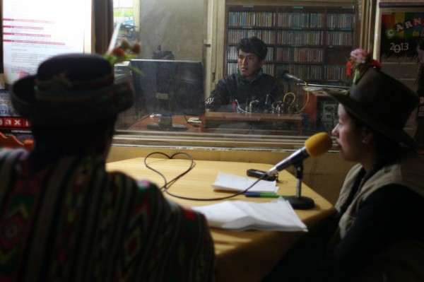 Quechua Radio in the Peruvian Andes: Part I