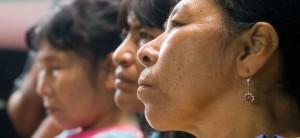 Indígenas peruanos sin representación para las elecciones generales