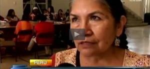 Mujeres indígenas de Perú, las más discriminadas por el Estado