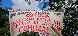 Joven indígena exigen ante la ONU protección para defensores de la tierra