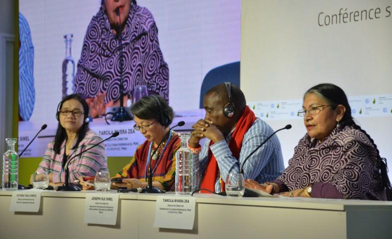 Indígenas conocerán mecanismos para acceder a Fondo Verde