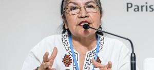 Indígena peruana es elegida miembro de foro de la ONU