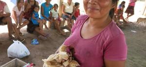 Indígenas de Loreto reciben ayuda humanitaria tras intensas lluvias