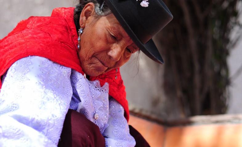 Mama Toribia, una mujer que vivirá a través del arte